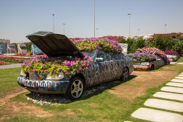 Deze Mercedessen zul je niet meer zien rijden in Dubai.