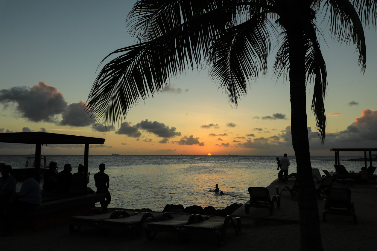 zonsondergang-curacao-dag2