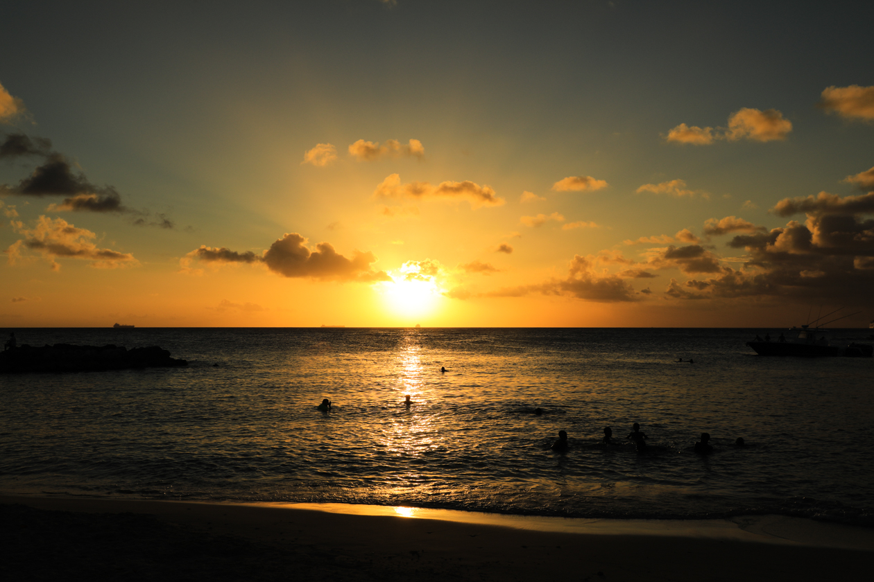 zonsondergang-op-curacao