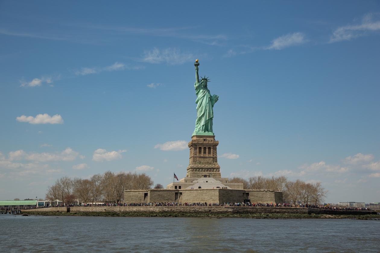 new-york-vrijheidsbeeld