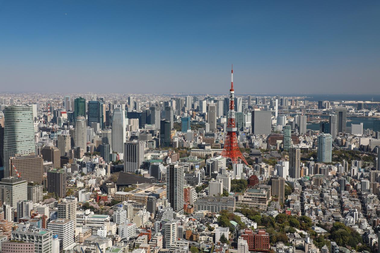 tokyo-uitzicht