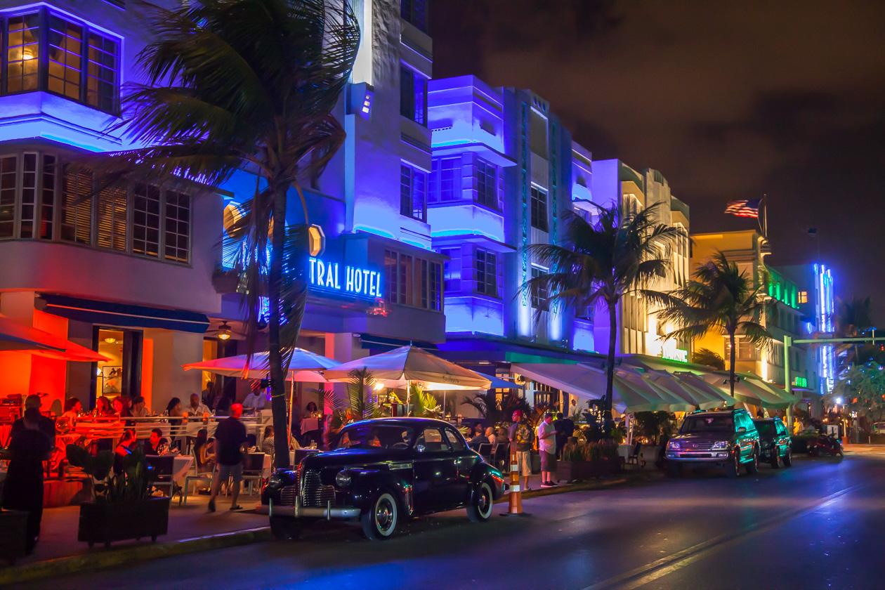 5x zien & doen in Miami