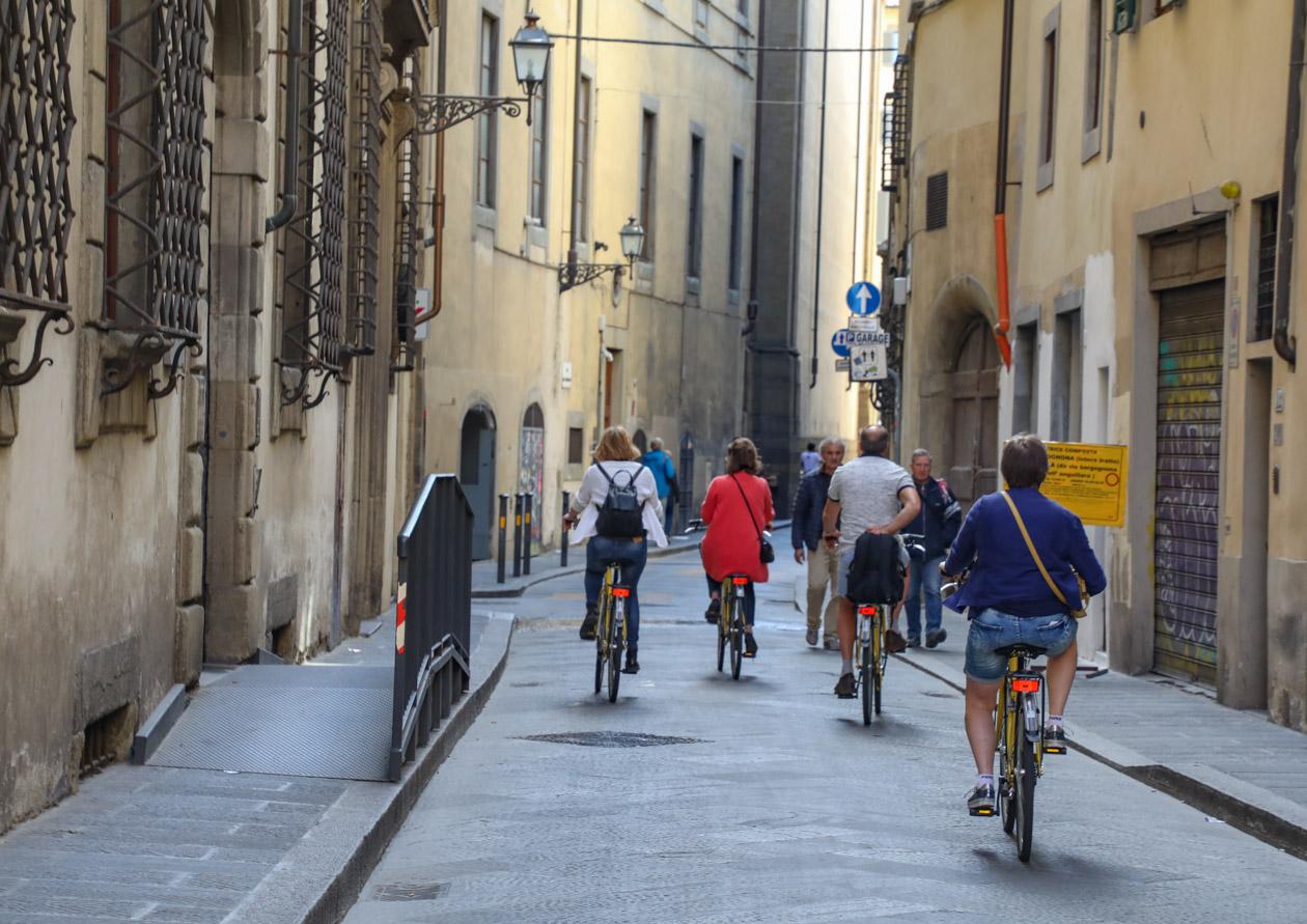 ontdek Florence op de fiets