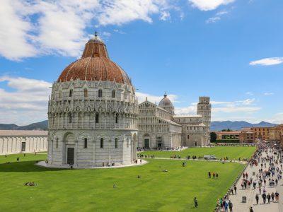 5 keer zien en doen in Pisa