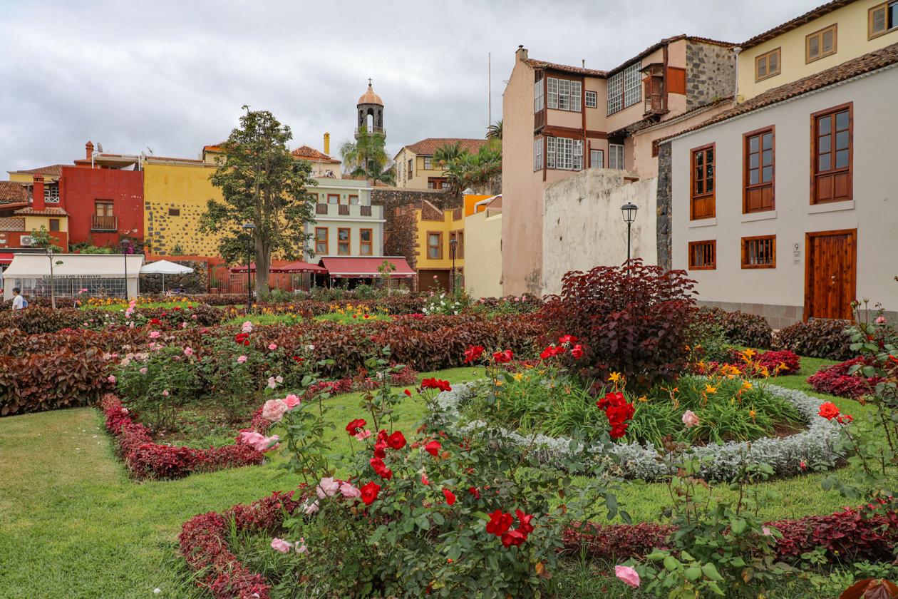 De mooie dorpen van Tenerife