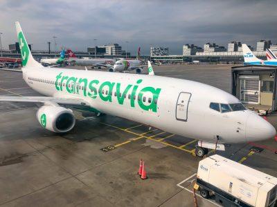 Boeing 737 van Transavia