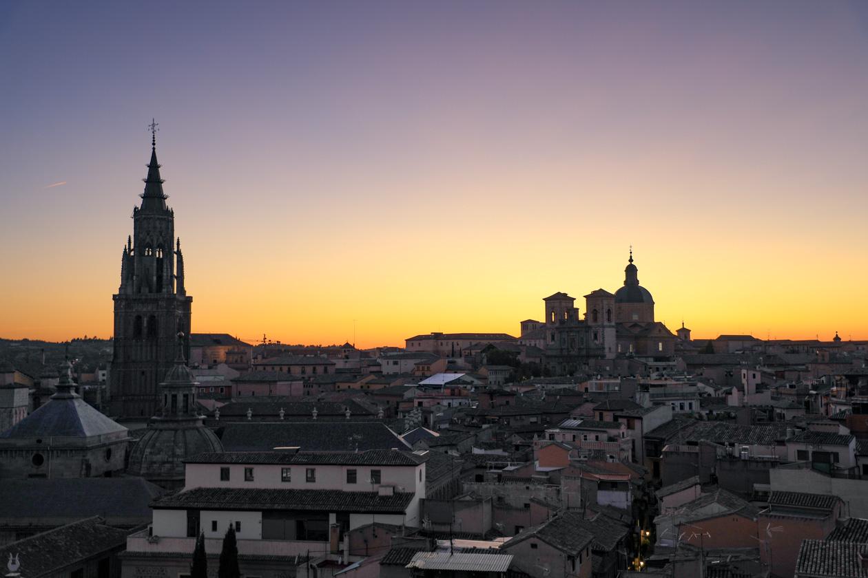 Uitstapje naar Toledo