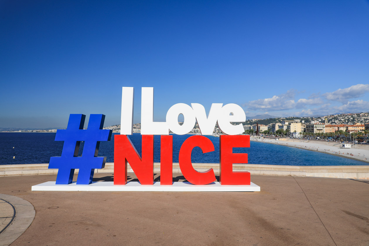 5x zien & doen in Nice