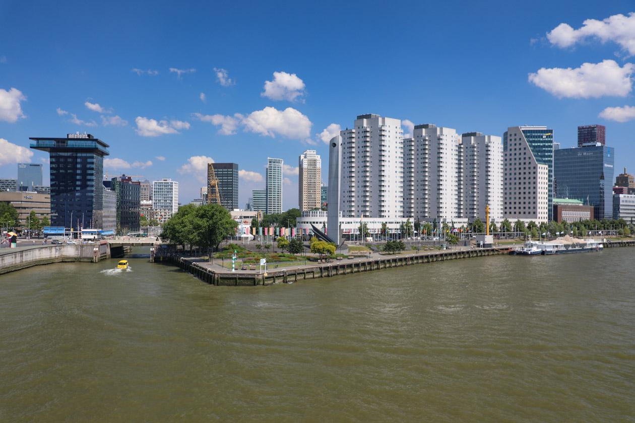 5x zien en doen in Rotterdam